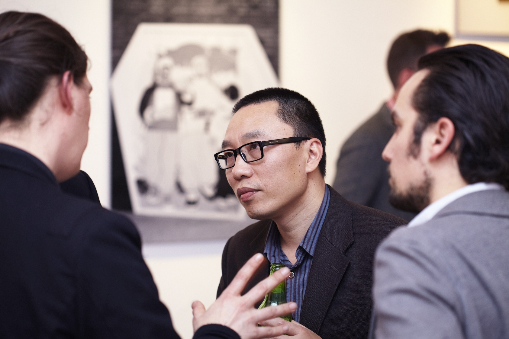 HKU|SSC - The Future of the Museum Opening 05