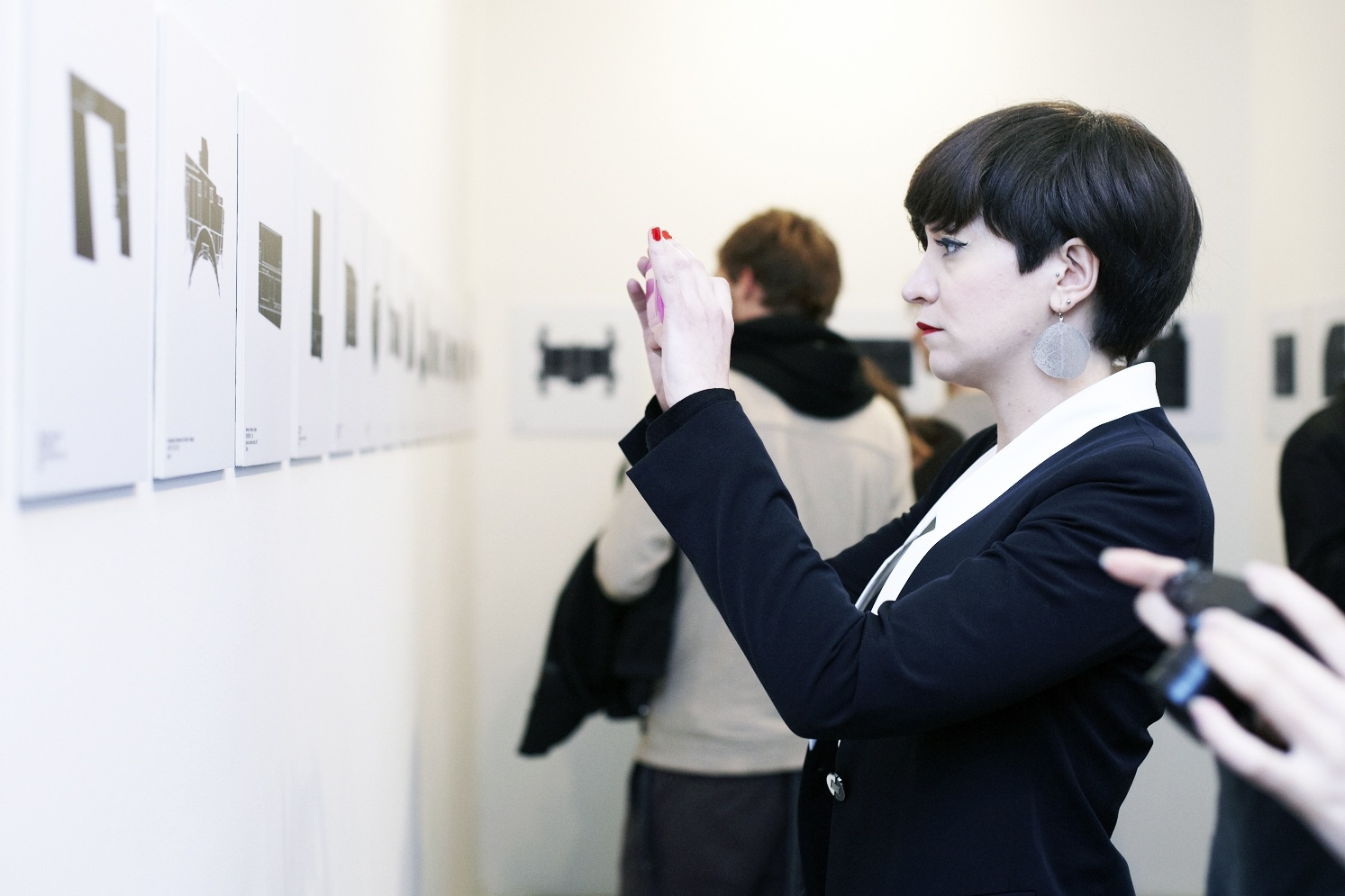 HKU|SSC - The Future of the Museum Opening 06