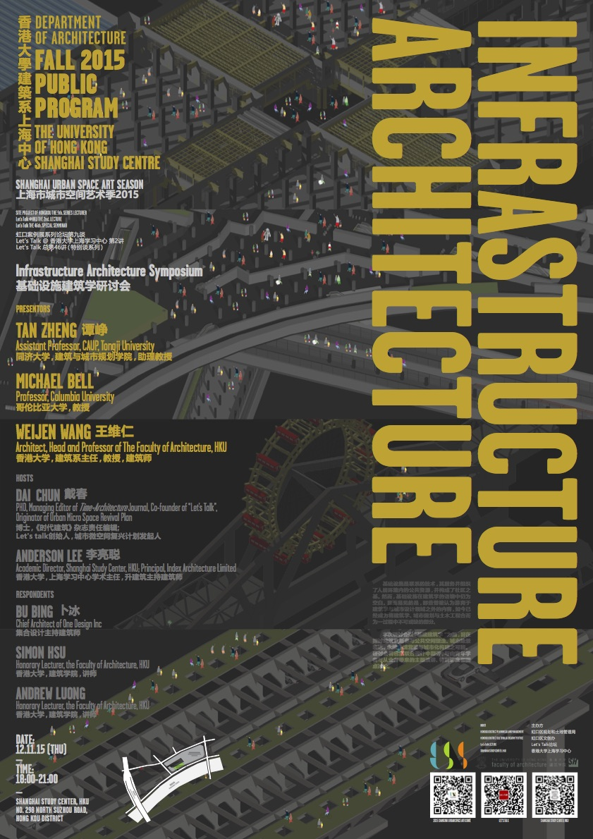 Infrastructure Architecture Poster